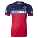 Chicago Fire 2014 Authentic Primary Soccer Jersey