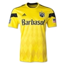 Columbus Crew 2014 Authentic Primary Soccer Jersey