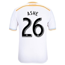 Houston Dynamo 2014 ASHE Authentic Secondary Soccer Jersey