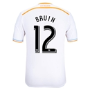 Houston Dynamo 2014 BRUIN Authentic Secondary Soccer Jersey