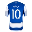 FC Dallas 2014 DIAZ Authentic Secondary Soccer Jersey