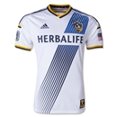 LA Galaxy 2014 Authentic Primary Soccer Jersey