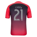 Portland Timbers 2014 CHARA Authentic Secondary Soccer Jersey