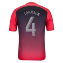 Portland Timbers 2014 JOHNSON Authentic Secondary Soccer Jersey