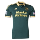 Portland Timbers 2014 Authentic Third Soccer Jersey