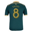 Portland Timbers 2014 VALERI Authentic Third Soccer Jersey