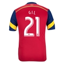 Real Salt Lake 2014 GIL Authentic Primary Soccer Jersey