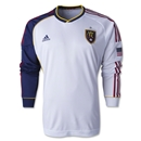 Real Salt Lake 2014 LS Authentic Secondary Soccer Jersey
