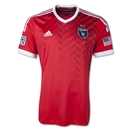 San Jose Earthquakes 2014 Authentic Secondary Soccer Jersey