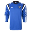 San Jose Earthquakes Training Top