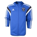 San Jose Earthquakes 2014 Presentation Jacket