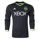 Seattle Sounders 2014 LS Authentic Third Soccer Jersey