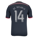 Toronto FC 2014 DE ROSARIO Authentic Secondary Soccer Jersey
