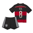 Germany 2014 OZIL Away Mini Kit