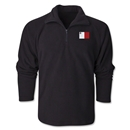Malta Flag 1/4 Fleece Pullover