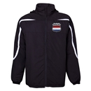 Netherlands Flag Crest All Weather Storm Jacket