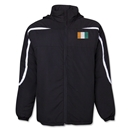 Cote d'Ivoire Flag All Weather Storm Jacket