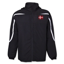 Denmark Flag All Weather Storm Jacket
