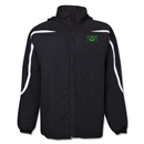 Mauritania Flag All Weather Storm Jacket