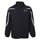 New Zealand Flag All Weather Storm Jacket