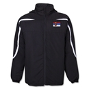 Serbia Flag All Weather Storm Jacket