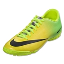 Nike Mercurial Victory IV TF (Vibrant Yellow/Black/Neo Lime)