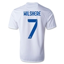 England 2014 WILSHERE Home Soccer Jersey