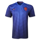 Netherlands 2014 Away Soccer Jersey