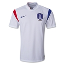 South Korea 14/15 Away Soccer Jersey