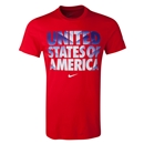 USA Core Type Tee 2014