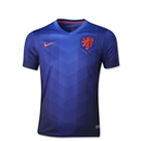Netherlands 2014 Youth Away Soccer Jersey
