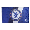 Chelsea Striped 5' x 3' Flag