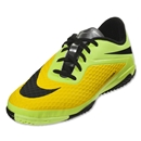 Nike Junior Hypervenom Phelon IC (Vibrant Yellow/Black/Neo Lime)