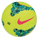 Nike Rolinho Menor Ball (Volt/Black/Retro/Laser Crimson)