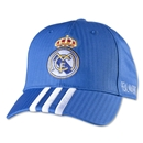 Real Madrid 3 Stripe Cap