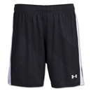 Under Armour Women's Fixture Short (Blk/Wht)