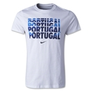 Portugal Core Type T-Shirt