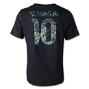 Nike Neymar Youth Hero T-Shirt (Black)