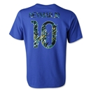 Nike Neymar Youth Hero T-Shirt (Royal)