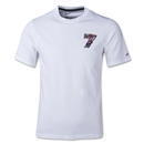 Nike Youth CR Hero TD T-Shirt (White)