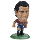 Barcelona Fabregas Home Mini Figurine
