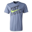 Nike Just Do It T-Shirt (Gray)