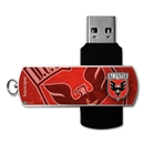 DC United 8G USB Flash Drive