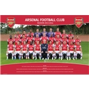 Arsenal 13/14 Team Poster