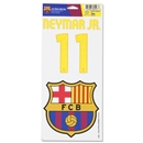 Barcelona Neymar Decal Set