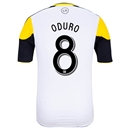 Columbus Crew 2014 ODURO Authentic Secondary Soccer Jersey