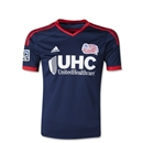 New England Revolution 2014 Youth Primary Soccer Jersey