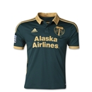 Portland Timbers 2014 Youth Third Soccer Jersey