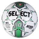 Select Numero 10 Ball (White/Green)