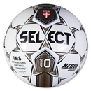 Select Numero 10 Ball (White/Gold/Black)